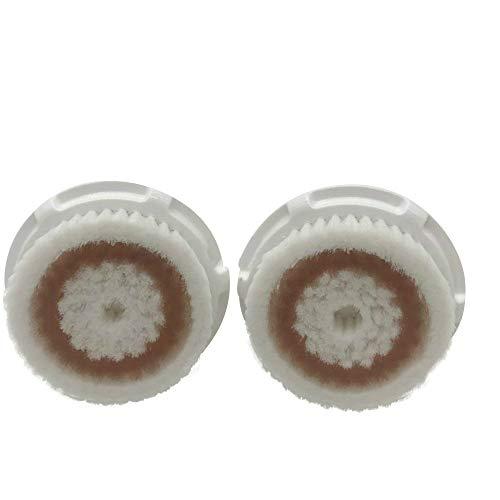 Cabezal de cepillo de limpieza ultrasónico para acné facial de repuesto para Smart Pro Aria Fit Plus Mia 1 2 3 Deep Pore Acne 4 piezas