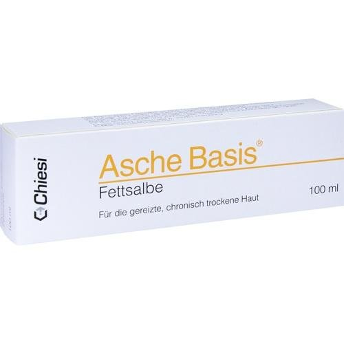 ASCHE Basis Fettsalbe 100 ml
