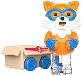Educational Insights Zoomigos Fox with Box Zoomer