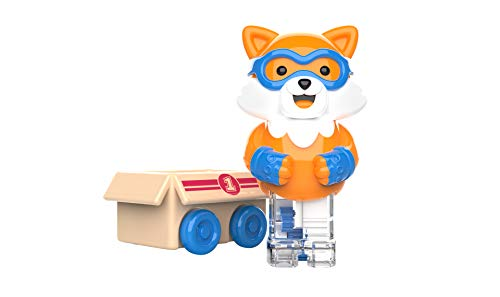 Educational Insights Zoomigos Fox with Box Zoomer - Toddler Toy JungleDealsBlog.com