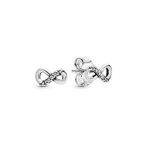 PANDORA INFINITE EARRINGS