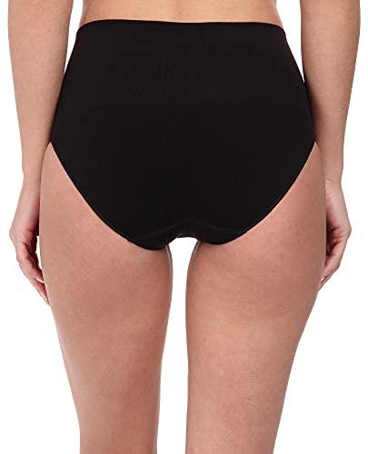 Spanx Shapewear For Women Everday Shaping Tummy Control Panties Brief Black LG - Regular