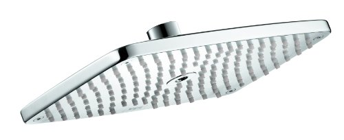 Hansgrohe 27380001 Raindance E 240 AIR 1-Jet Showerhead, Chrome