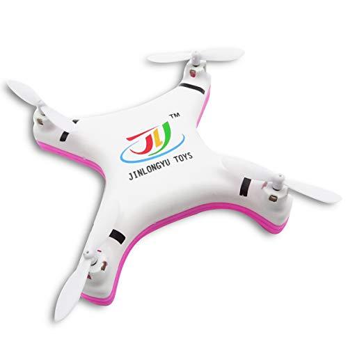 Rayline Drohne LY829 Quadrocopter UFO mit Licht, Fernbedienung 2.4GHz und 6 Axis Gyroskop