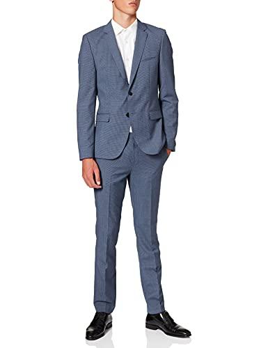 HUGO Herren Arti/Hesten193 Anzug, Blau (Light/Pastel Blue 453), (Herstellergröße: 106)