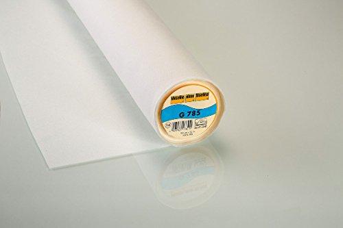 Vlieseline G785 weiß, pro Meter