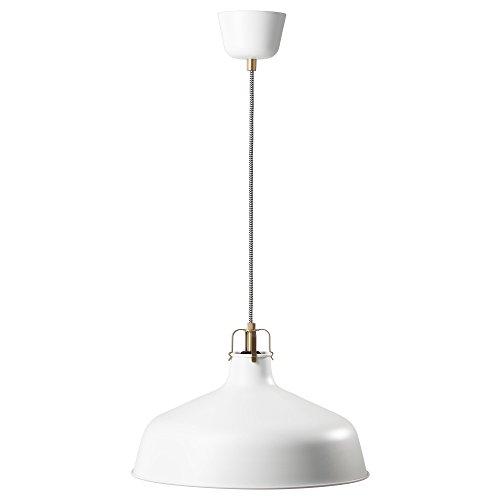 IKEA(イケア) RANARP ペンダントランプ オフホワイト