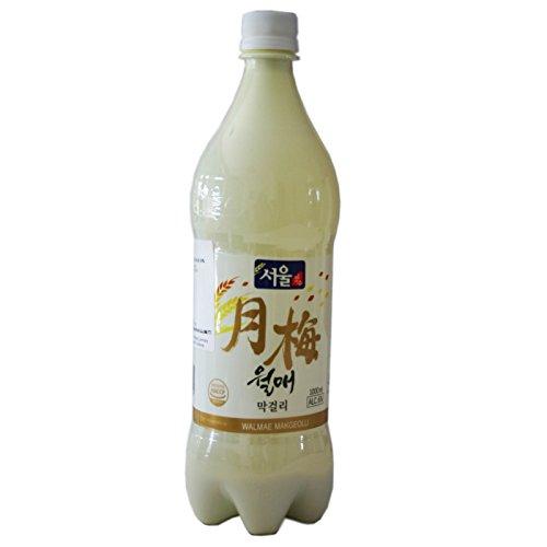 1L Makgeolli Koreanisches Getränk aus Reis