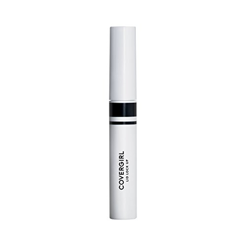 COVERGIRL Lid Lock Up Eyeshadow Primer, Clear, 0.06 Pound (packaging may vary)