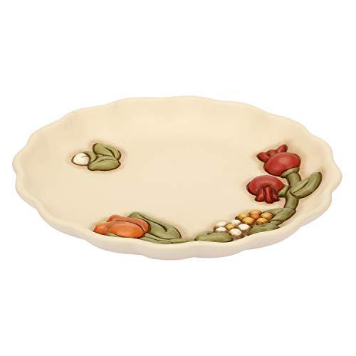 Thun Country - Centro de mesa (cerámica, 25 cm de diámetro)