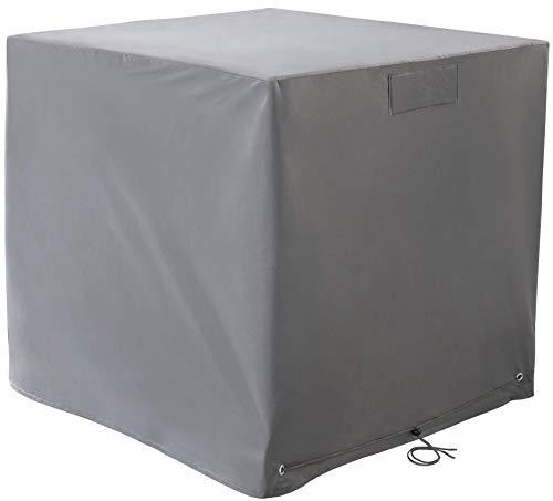 90x80x80cm Hochwertige Schutzhülle Klappsessel Abdeckung Gartenstühle für 4 Sessel geeignet wasserdicht mit Ventilationsklappen …
