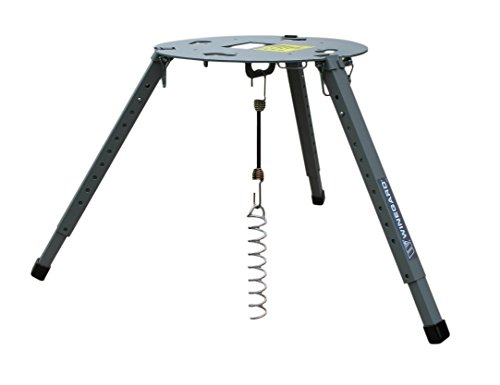 Winegard TR-1518 Satellite Tripod Mount (Compatible with Carryout, Pathway and Playmaker RV Satellite Antennas) - Adjustable Height