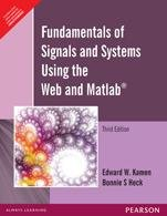 Price comparison product image Fundamentals of Signals and Systems Using the Web and MATLAB