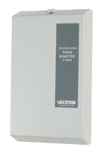 Valcom V-9940 Weiß Audio-Intercom-System - Audio-Intercom-Systeme (115,5 x 58,4 x 208,2 mm, Weiß)