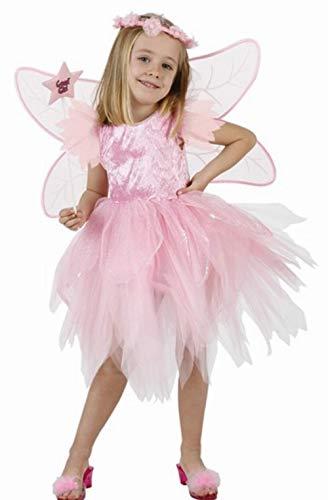 ATOSA disfraz hada rosa niña infantil 7 a 9 años