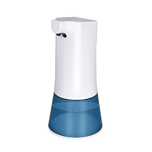 upstartech Dispenser Sapone Automatico Dispenser Gel Disinfettante Mani Ricarica USB Dispenser di Sapone in Schiuma con Sensore a Infrarossi Senza Contatto fissato al Muro Adatto per Bagno Cucina