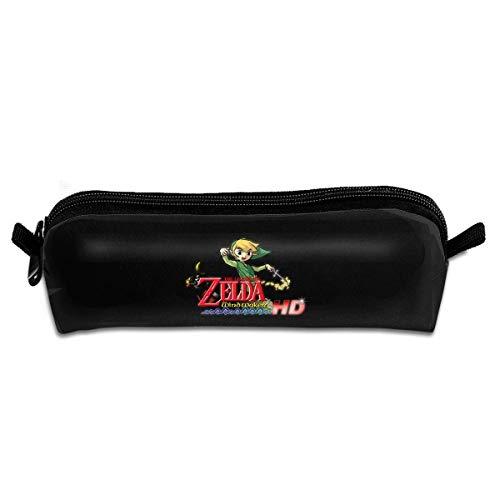 Estuche Pencil Case, The Legend of Zelda Wind Waker Pencil Pen Case Pouch Box School Organizer Makeup Cosmetic Bag