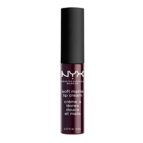 NYX Soft Mat lip CreamTransylvania