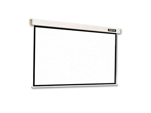 Approx APPP84E Pantalla de proyección 2,13 m (84') 16:9 - Pantalla para proyector (Motorizado, 2,13 m (84'), 18,4 cm, 10,4 cm, 16:9, Blanco)