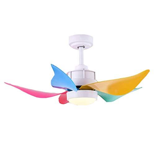 MoiHL Luz de Ventilador de Techo Habitación Infantil Luz de ...