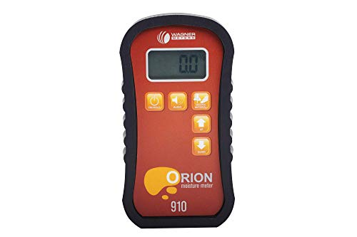 Wagner Meters Orion 910 Deep Depth Pinless Wood Moisture Meter Kit - Standard Calibrator
