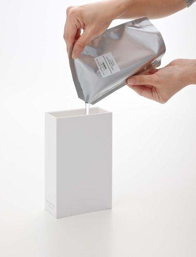 山崎実業ツーウェイディスペンサーコンディショナーホワイト約W5.2×D10.5×H23cmミスト7902