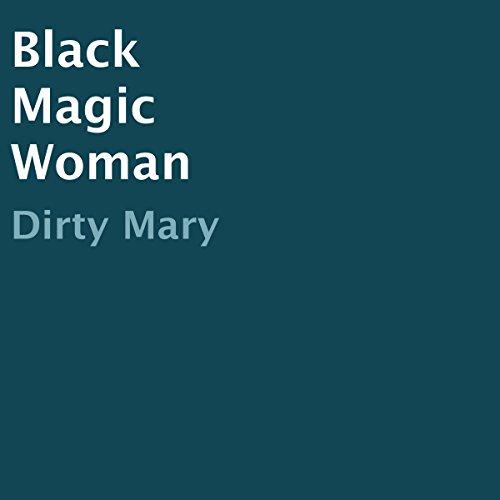 Black Magic Woman audiobook cover art