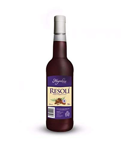 Licor Resoli de Cuenca Artesano 70 CL