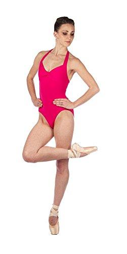 Cinnamon Bloch - Maillot para mujer, maillots de danza, ropa de danza, ropa de danza, niñas (tamaño mediano (10-12))