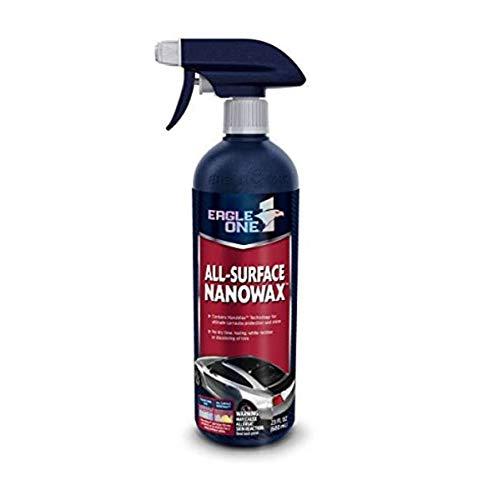 Eagle One All Surface Nanowax Spray, 23 oz.