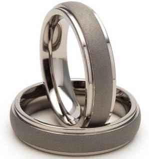 5mm Comfort Fit, Titanium Rings, Men's Rings, Titanium Wedding Rings
