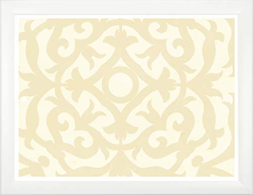 Colonia hochwertiger Bilderrahmen 56 x 140 oder 140 x 56 cm - Wahl der Verglasung Hier spiegelfreies Acrylglas Antireflex - Grosse Farbauswahl Hier Weiß matt