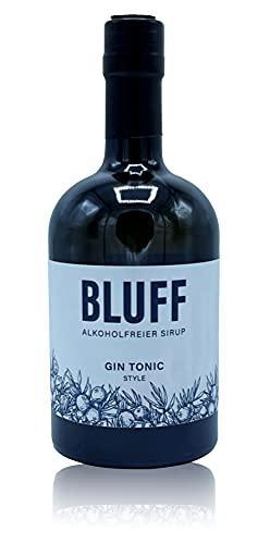 Deheck BLUFF alkoholfreier Sirup GIN...