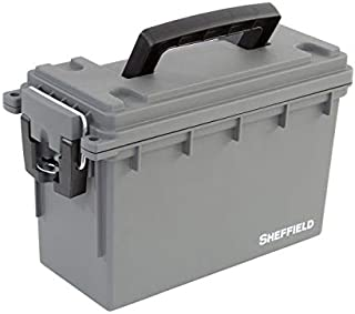 lockable plastic box
