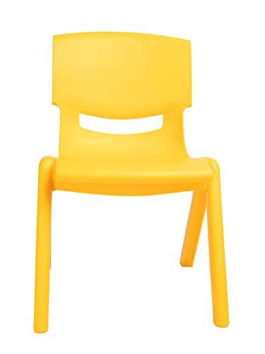 ikea stoel geel