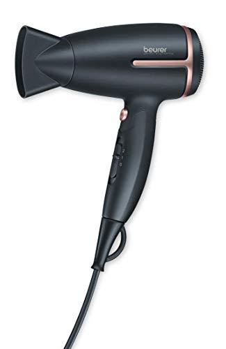 Beurer HC 25 Haartrockner, schwarz/roségold