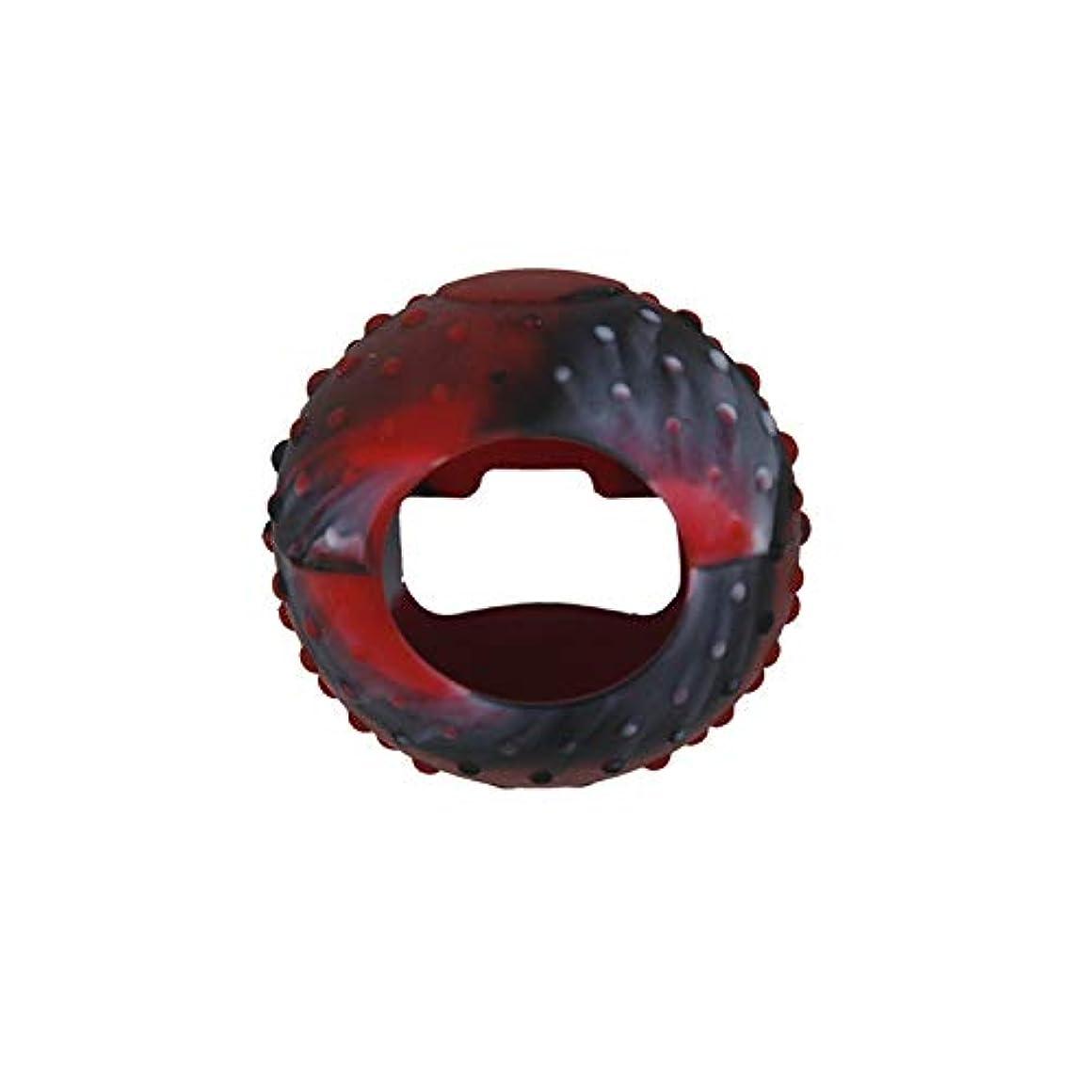 時々時々署名電話するSwitch モンスターボール Plus用シリコン保護カバー 耐衝撃 簡単装着 switch モンスターボール Plus 収納ケースカバー モンスターボールPlus用ソフトカバー (モンスターボール Plus, レッド&ブラック)