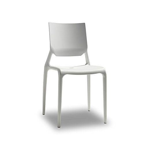 Scab Design–Set 6Stühle Sirio zeitgenössisch Leinen