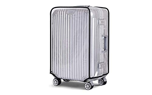 PVC Suitcase Covers Transparent Luggage Covers Waterproof Scratchproof Suitcase Covers Protectors