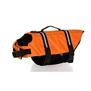 LISM Life Jacket for Small Dogs Life Jackets for Dogs Dog Life Vests for Swimming Small