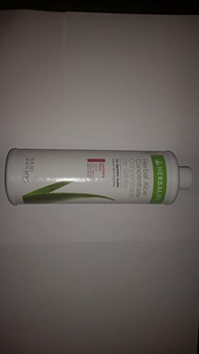 Herbalife Herbal Aloe Drink (Concentrate)16 oz - New Cranberry Flavor!