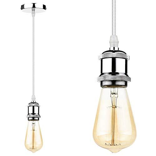 FKL hanglamp hanglamp hanglamp woonkamer eettafel metaal zwart vintage retro modern loft metaal LO-ZA