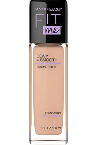 MAYBELLINE Fit Me! Dewy and Smooth Foundation - Buff Beige