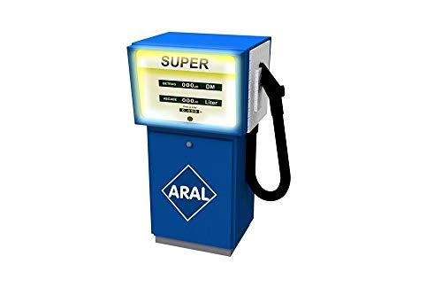 Viessmann 1364 H0 Zapfsäule ARAL mit LED-Beleuchtung