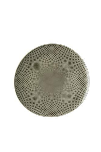 Rosenthal - Speiseteller, Essteller, Teller - Junto - Pearl Grey - Porzellan - D 27 cm