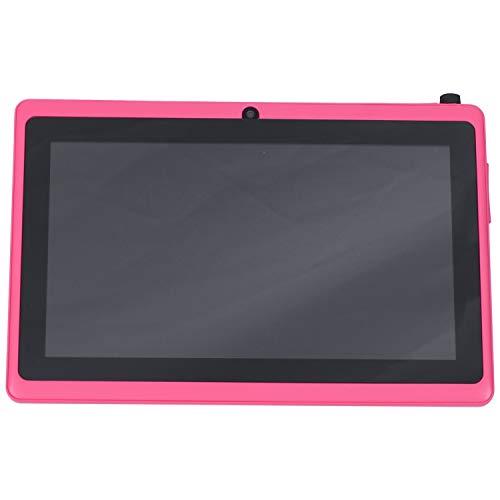Kaxofang 7 Pulgada HD Pantalla Táctil Android 4.4 Quad Core Dual Camera Tablet Pc Rosa