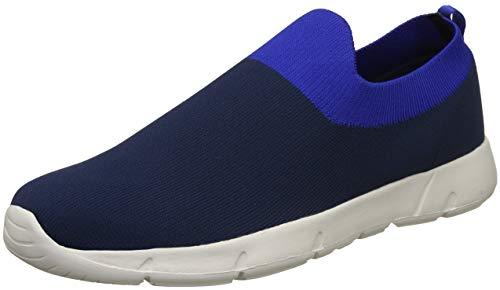 United Colors of Benetton Men Blue Loafers-6 UK/India (40 EU) (18A8INDU9137I)