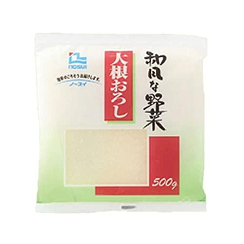 【冷凍】 ノースイ 大根おろし 500g 北海道産 業務用 添加物無添加 薬味