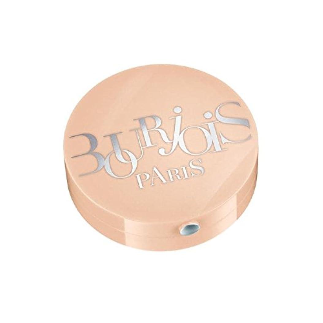 敏感な耕す船尾Bourjois Little Round Pot Nude Edition Ingenude T01-01 ブルジョワ小さな丸いポットヌード版 [並行輸入品]