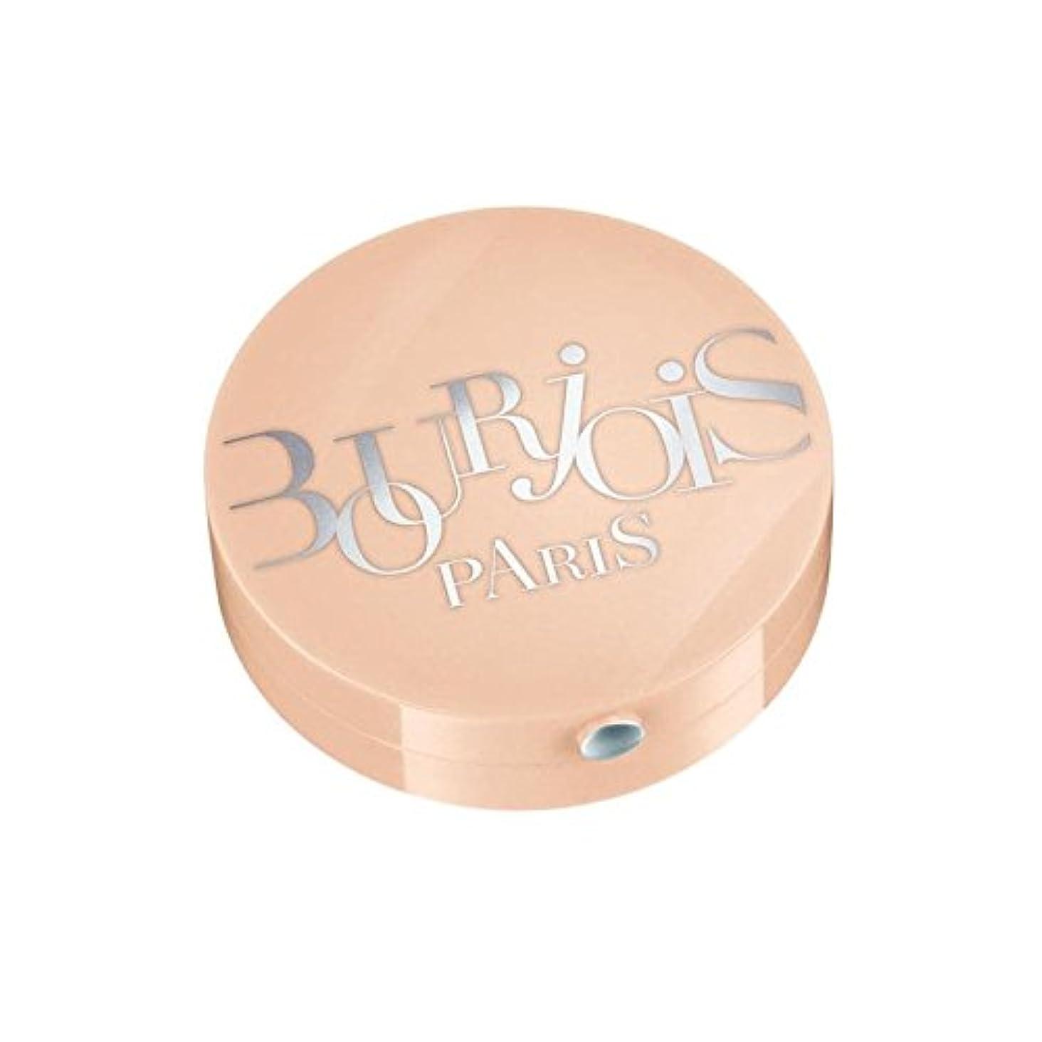 ハーフ桃系統的01 ブルジョワ小さな丸いポットヌード版 x2 - Bourjois Little Round Pot Nude Edition Ingenude T01 (Pack of 2) [並行輸入品]